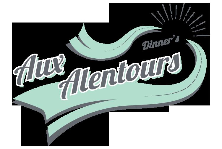 Aux Alentours restaurant Verviers bio Logo